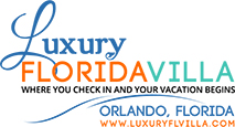 Logo Luxury Florida Villa, Orlando Vacation Rentals