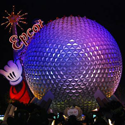 Disney's Epcot Center, Orlando Florida Activities