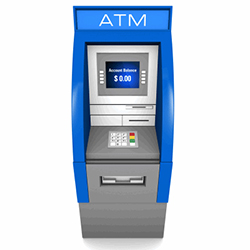 ATM near Luxury Florida Villa Orlando Florida