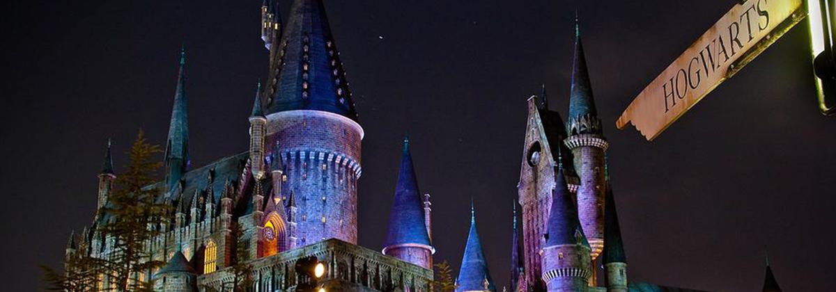 Visit Hogwarts, Theme park in Orlando, Florida