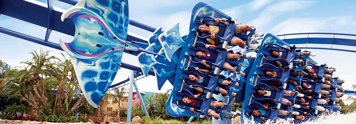 Wild Rides, Theme park in Orlando, Florida